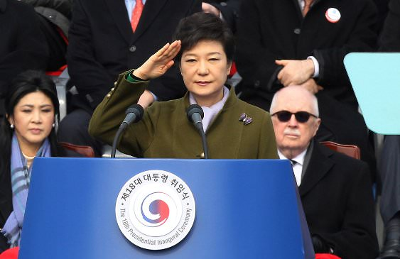 The president of South Korea is willing to resign if Parliament wants