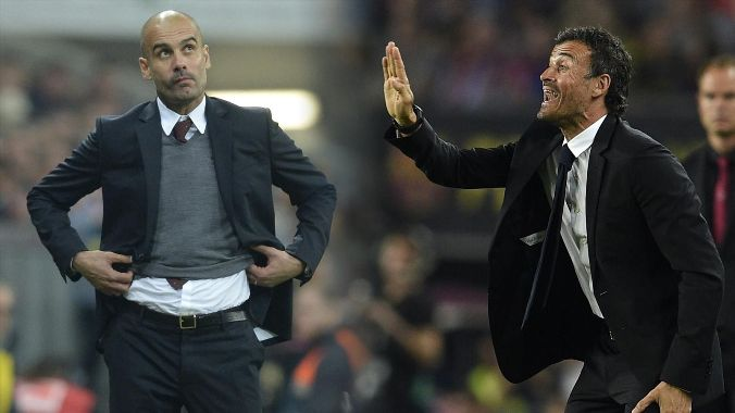 Guardiola, Simeone, Luis Enrique and Zidane, FIFA candidates for Best Coach