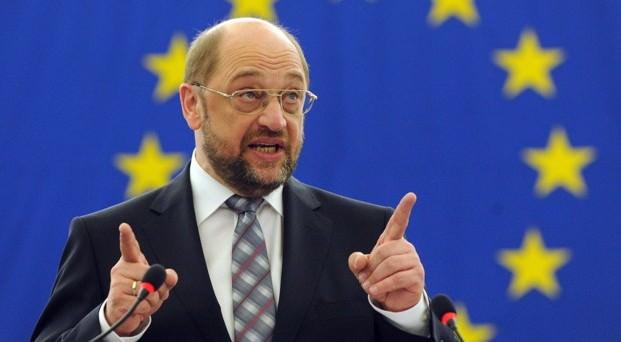 martin schulz leaves european parliament