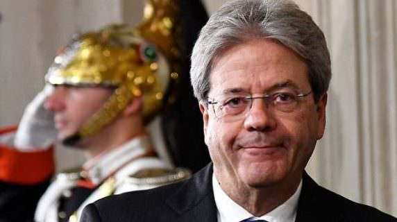 Paolo Gentiloni, Italy's new prime minister