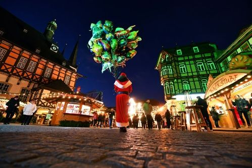 A 12-year-old boy in Germany was arrested trying to attack in a Christmas market