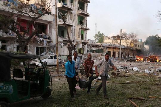 attack hotel in mogadishu