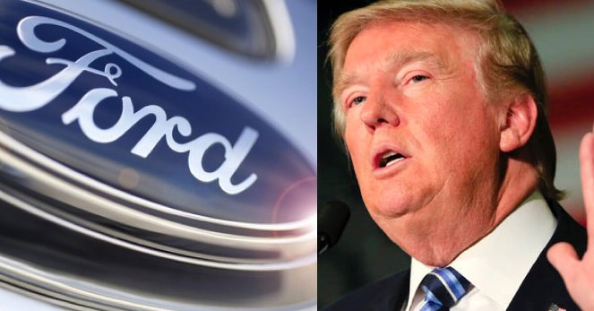 Trump achieves first victory against the automotive sector