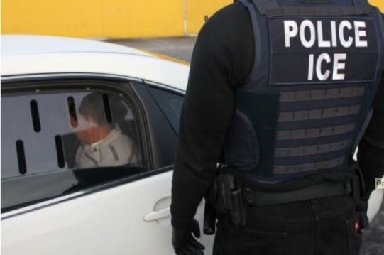 Wave of arrests of immigrants in the United States: more than 150 detainees