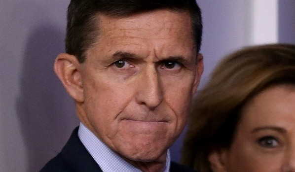 The United States National Security Adviser resigns for ties with Russia