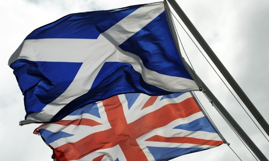 Scotland announces that they will go for a second referendum to become independent of Great Britain