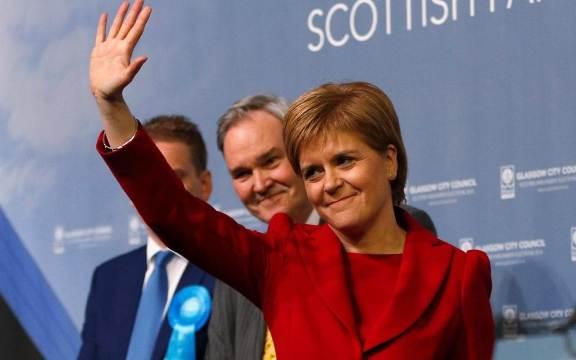 scotland minister nicola sturgeon