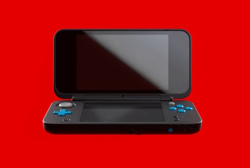 Nintendo launched the New 2DS XL, a new economic model of its portable console