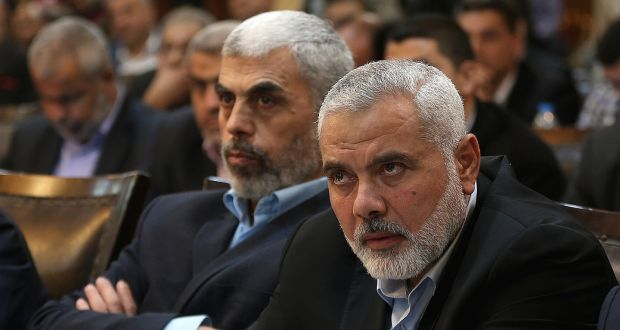Hamas changes their objectives and moderates their position towards Israel