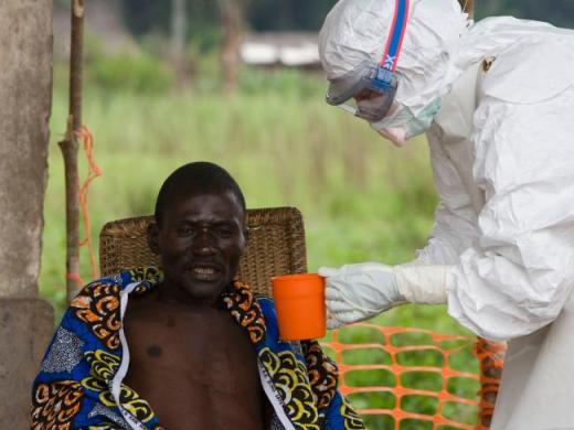 A new deadly Ebola outbreak occurred in Africa