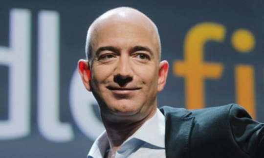 Jeff Bezos dethroned Bill Gates