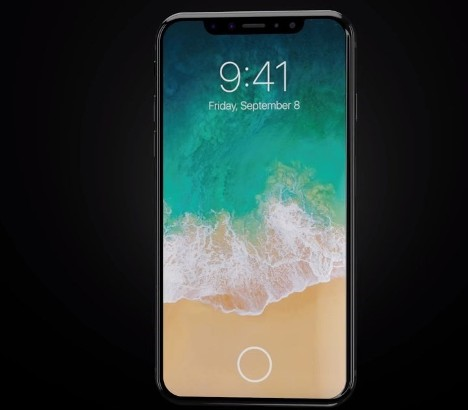 iPhone 8 would have 3D facial recognition and a large OLED display