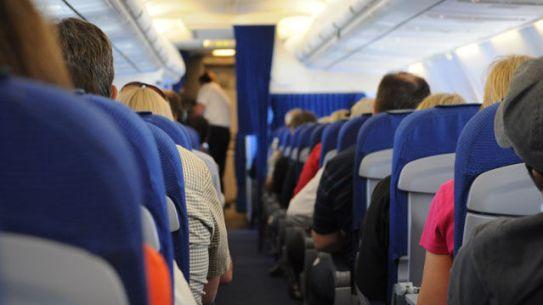 airline companies can do with their passengers