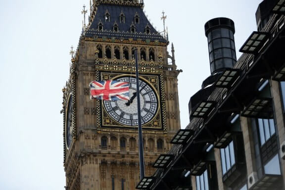 Big Ben rang for the last time and now goes into repair