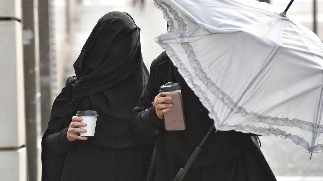 Austria bans 'burqa' in full immigration debate