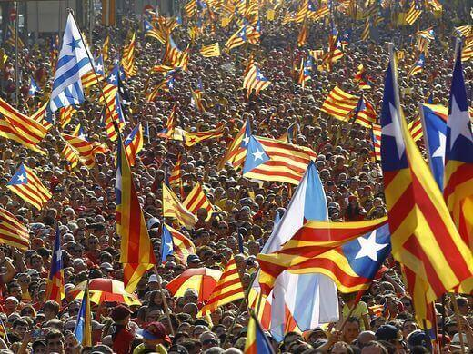 catalan nationalists