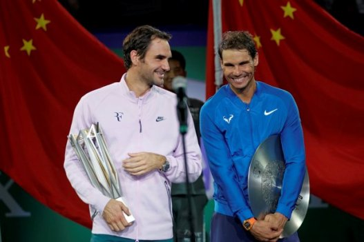 The reasons why Federer can snatch the number 1 to Nadal