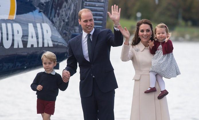 Kate Middleton gives birth