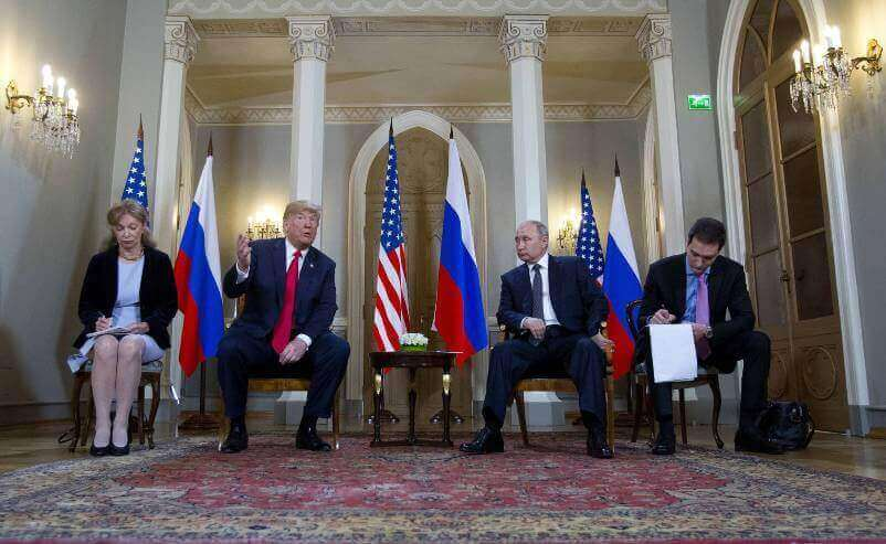 What the hell Trump and Putin talked about