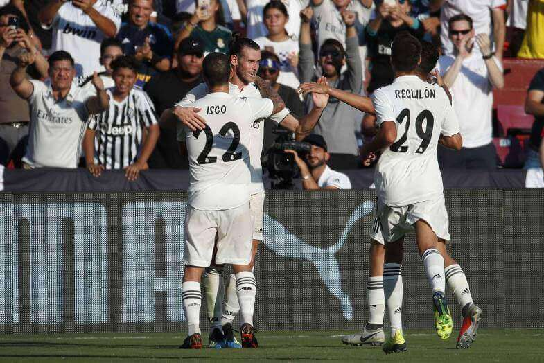 Bale and Asensio shine in Madrid's victory against Juventus without Cristiano Ronaldo