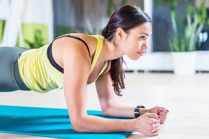 exercise to strengthen abdominal