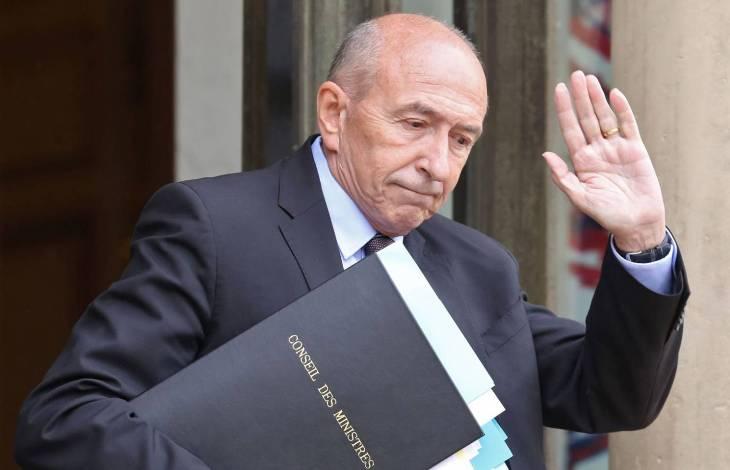 Gerard Collomb resign