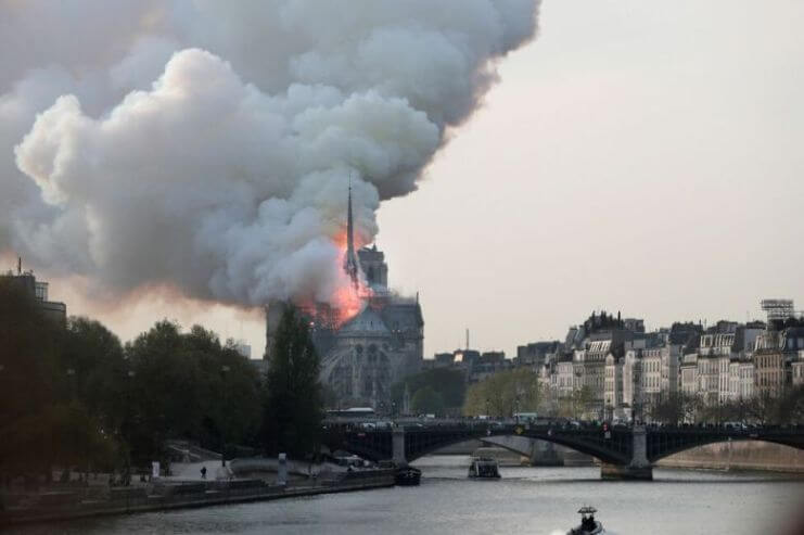notre dame disaster