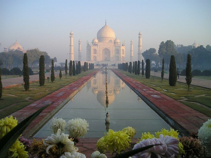 tourist spots in india