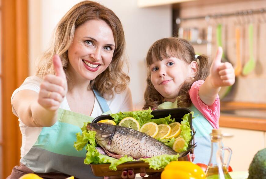 tricks to prepare fish