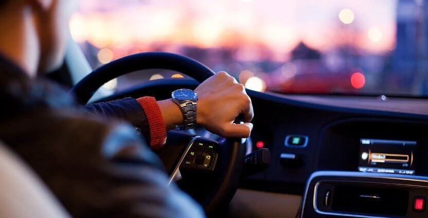 fear of driving at night